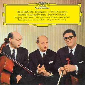 Beethoven: Triple Concerto & Brahms: Double Concerto
