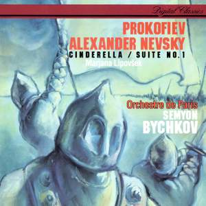Prokofiev: Alexander Nevsky & Cinderella Suite