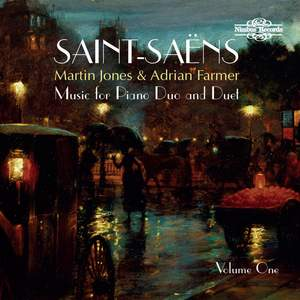 Saint-Saëns: Music for Piano Duo & Duet Volume 1