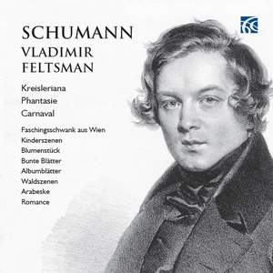 Vladimir Feltsman plays Schumann Piano Works