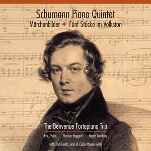 Schumann: Piano Quintet, Märchenbilder & Fünf Stücke im Volkston