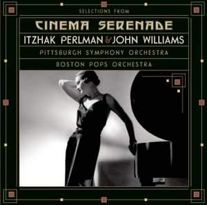 Selections from Cinema Serenade/Cinema Serenade 2 Product Image