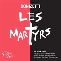 Donizetti: Les Martyrs