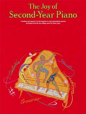 The Joy Of Second-Year Piano
