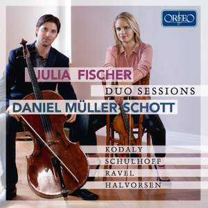 Duo Sessions: Julia Fischer & Daniel Müller-Schott