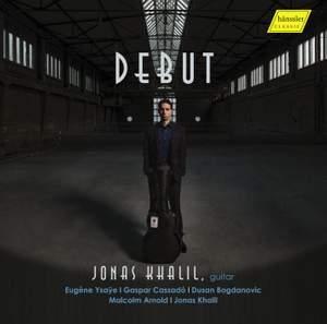 Debut: Jonas Khalil