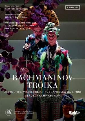 Rachmaninov: Troika