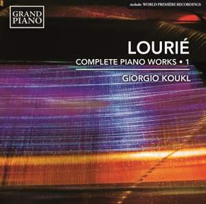 Arthur Lourié: Complete Piano Works, Vol. 1 Product Image