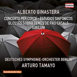 Ginastera: Concerto Per Corde