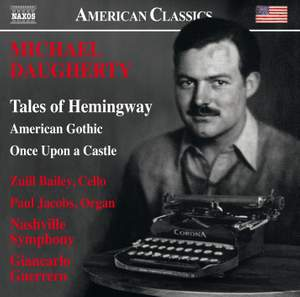 Michael Daugherty: Tales of Hemingway, American Gothic & Once upon a Castle (Live) Product Image
