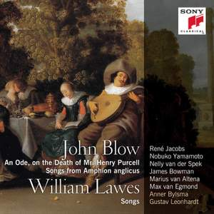 Blow & Lawes - An Ode and English Songs