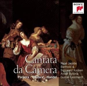 Cantata da Camera: Italian Solo Cantatas Product Image