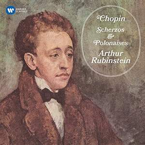 Chopin: Scherzos & Polonaises