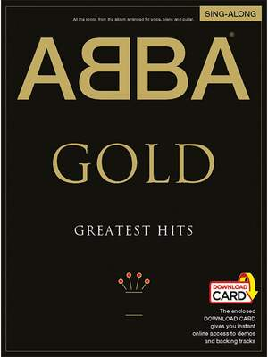 ABBA Gold: Greatest Hits Singalong Product Image