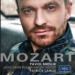 Mozart: Pavol Breslik