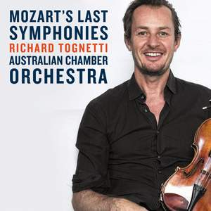 Mozart's Last Symphonies Product Image