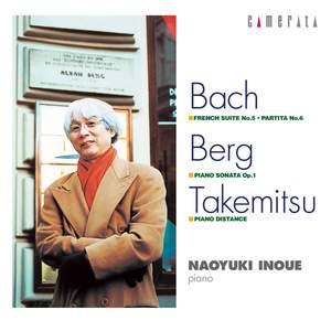 Bach - Berg - Takemitsu Product Image