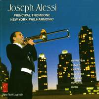 Joseph Alessi Plays Bernstein, Peaslee, Rush, Ewazen, Massenet, Ropartz, Bernstein and Elkjer