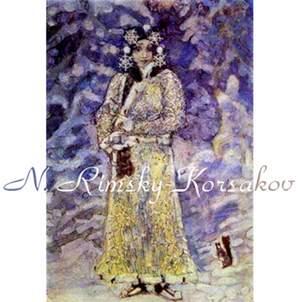 Rimsky-Korsakov: Pan Voyevoda, Op. 59, Snow Maiden Suite, Golden Cockerel Suite & The Little Oak Stick, Op. 62