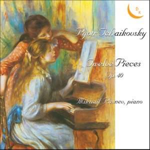 Tchaikovsky. Piano Works