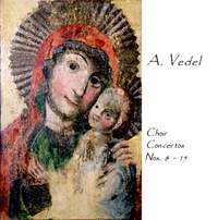 Vedel: Choir Concertos Nos. 8-15