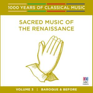 Sacred Music Of The Renaissance: Vol. 3 Product Image
