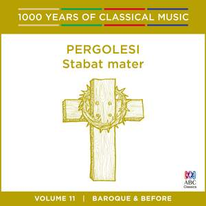 Pergolesi - Stabat Mater: Vol. 11 Product Image