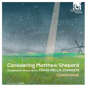 Johnson, C H: Considering Matthew Shepard Product Image