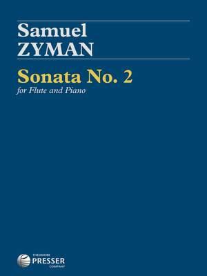 Zyman, S: Sonata No. 2