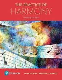 The Practice of Harmony, Books a la Carte