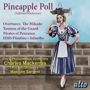 Sullivan: Pineapple Poll & Favourite Overtures