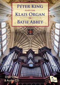 Peter King plays the Klais Organ of Bath Abbey