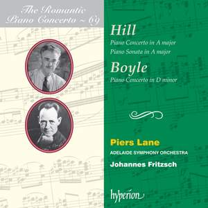 The Romantic Piano Concerto 69 - Hill & Boyle Product Image