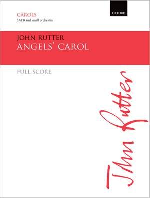 Rutter, John: Angels' Carol