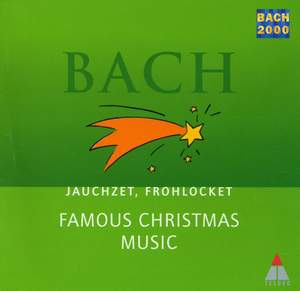 Bach, JS : Famous Christmas Music Product Image