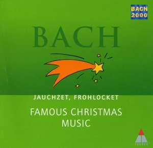 Bach, JS : Famous Christmas Music