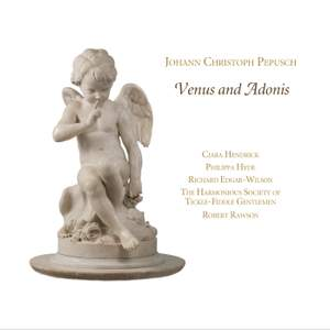 Pepusch: Venus and Adonis
