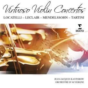 Virtuoso Violin Concertos