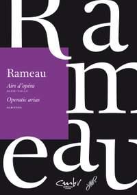 Rameau, Jean-Philippe: Operatic Arias for Baritone (Basse-Taille)