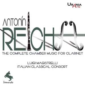 Reicha: The Complete Chamber Music for Clarinet Product Image