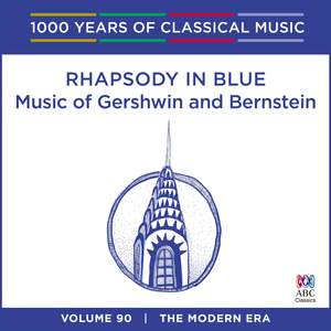 Rhapsody In Blue: Music Of Gershwin And Bernstein Product Image