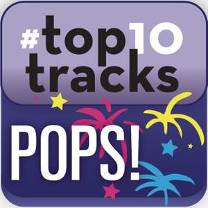 #top10tracks - Pops! Product Image