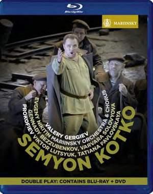 Prokofiev: Semyon Kotko, Op. 81