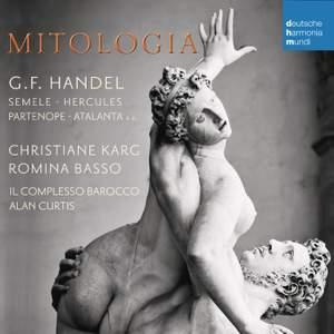 Mitologia: Handel Arias & Duets
