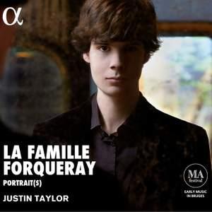 La Famille Forqueray: Portrait(s) Product Image