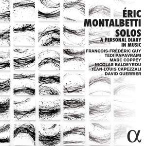 Éric Montalbetti: Solos Product Image
