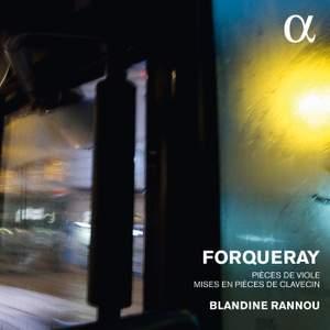 Forqueray: Pieces de viole Product Image