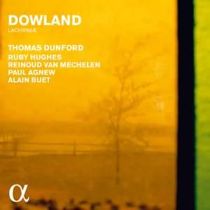 Dowland: Lachrimae Product Image
