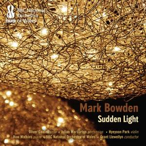 Mark Bowden: Sudden Light Product Image