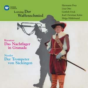 Lortzing, Kreutzer, Nessler: Waffenschmied, Nachtlager, Trompeter